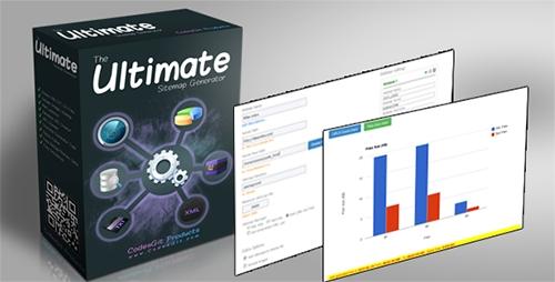 اسکریپت ساخت نقشه سایت Ultimate Sitemap Generator